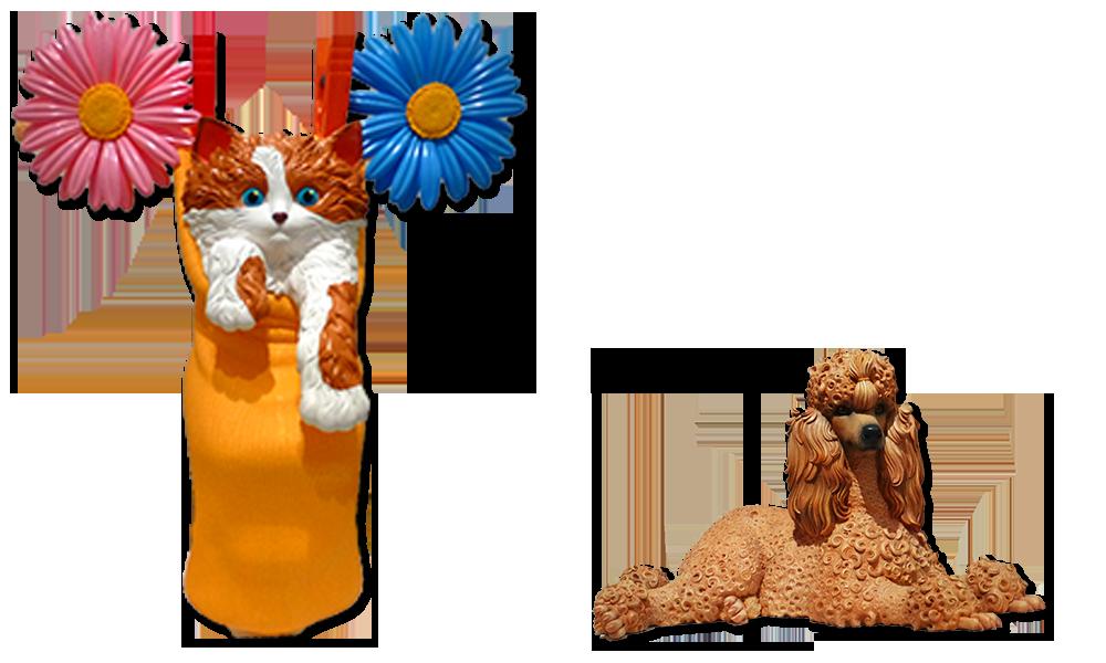 chat-et-chien-koons