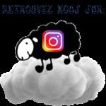 mouton sociaux nuage instagram